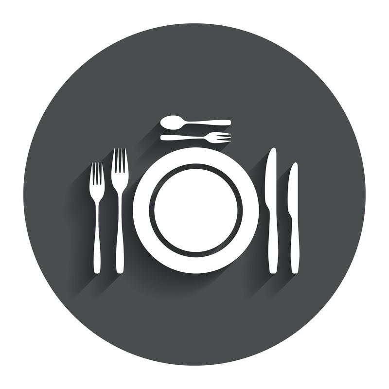 料理を演出する食器